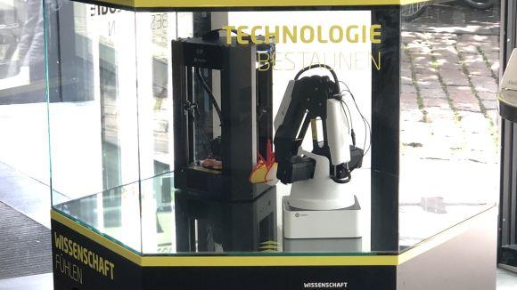 Technologievitrine (c) Stadt Aachen