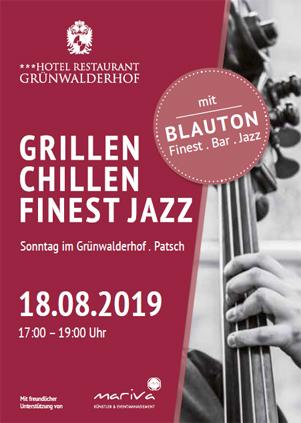 Grillen Chillen Finest Jazz