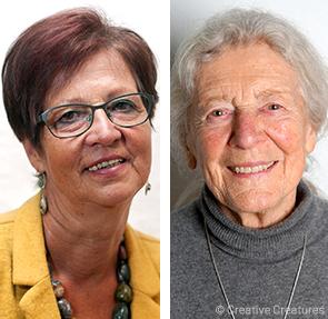 Julia Gschnitzer, Annemarie Regensburger