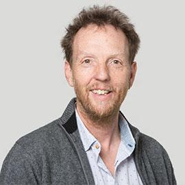 Porträt von Daniel Oberholzer