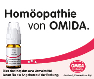 Homöopathie von OMIDA