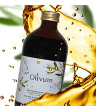 OLIVUM Olivenblattextrakt Elixier