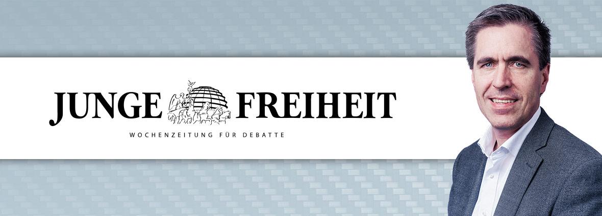JUNGE FREIHEIT Sonder-Newsletter / Klima 12/19