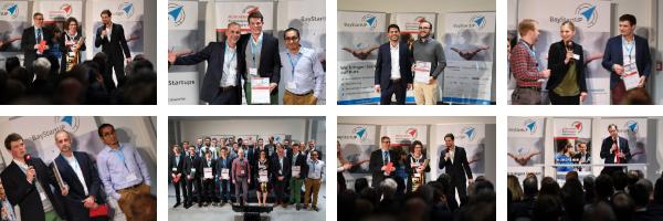 Sieger im Münchener Businessplan Wettbewerb 2019