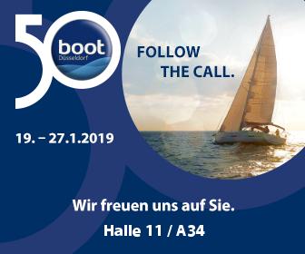 HanseNautic auf der Boot Düsseldorf 2019