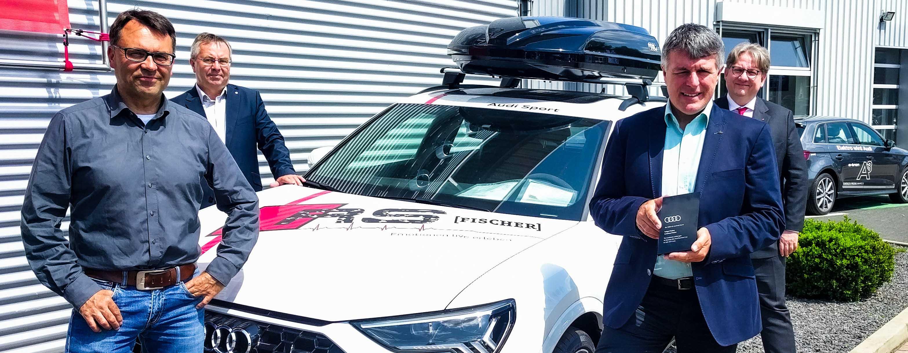 Audi Business Cup 2019