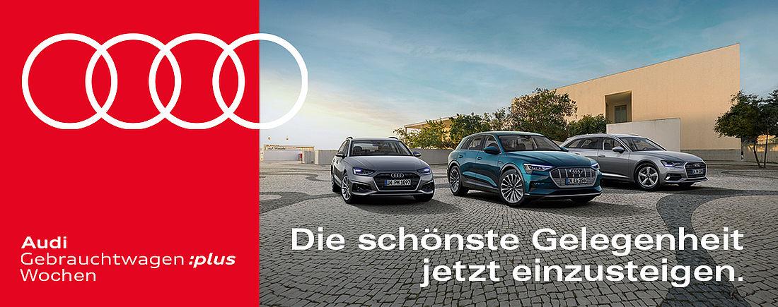 Audi – Angebote Gebrauchtwagen