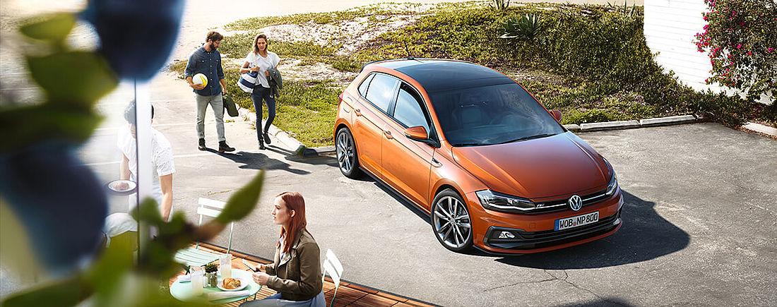 TOP-Angebot – VW Polo für 100,- €/Monat leasen
