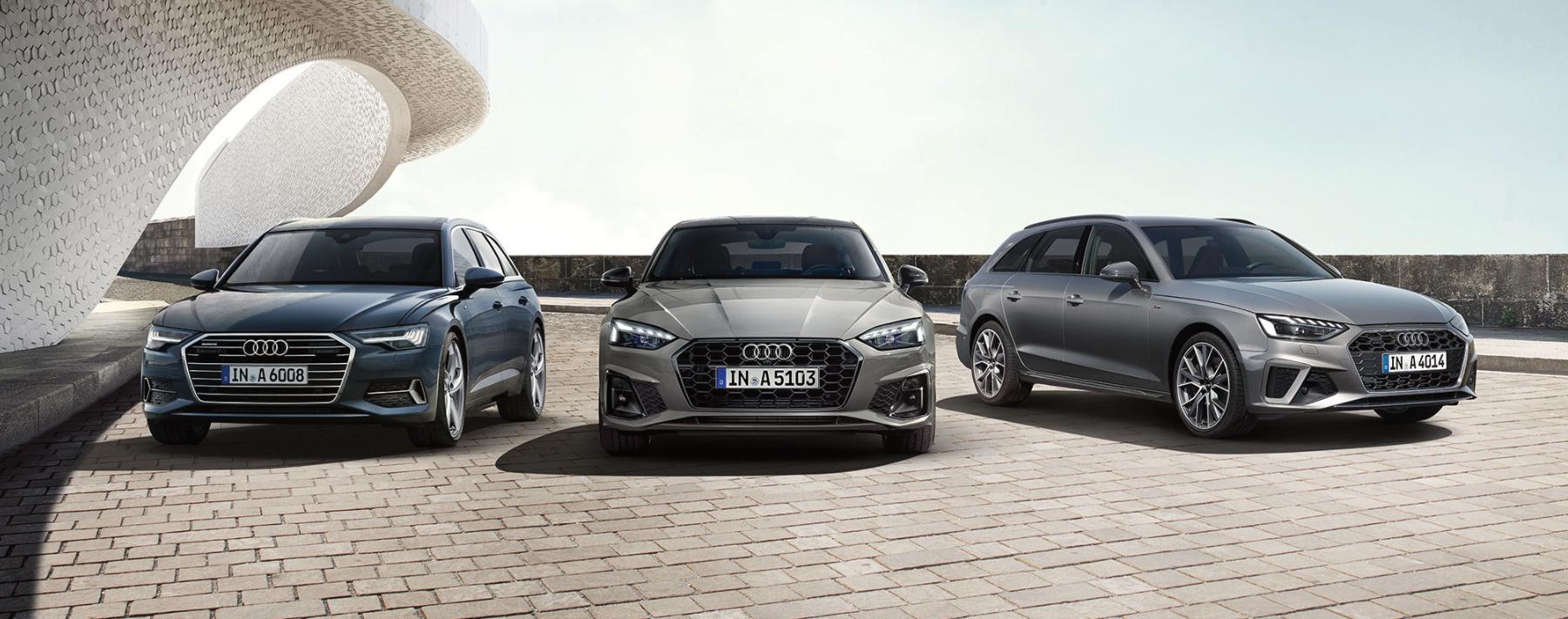 Audi Faszinationswochen vom 28.04. bis 08.06.2021