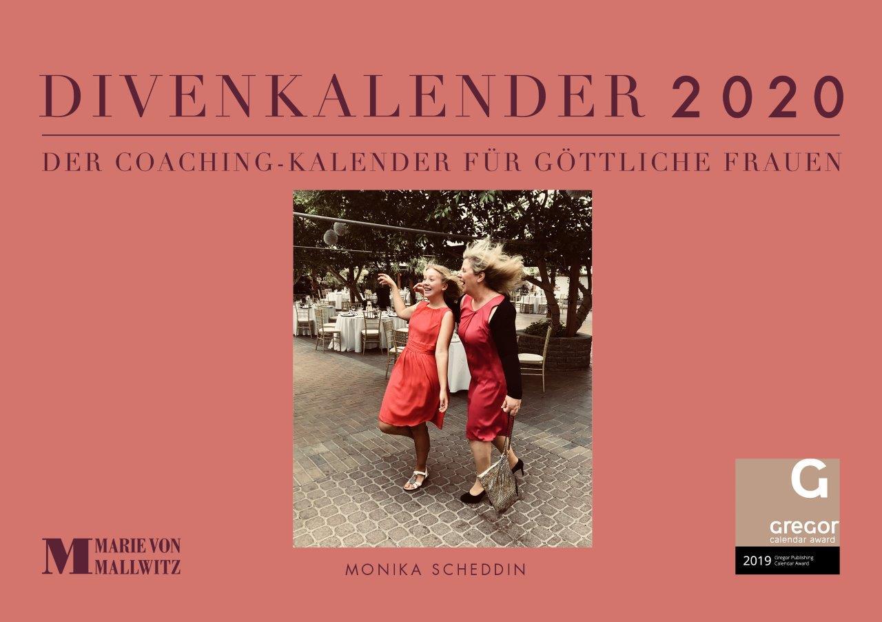 der 11. Divenkalender von Monika Scheddin