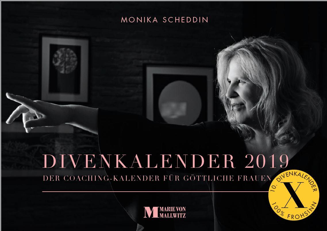 Coachingkalender für göttliche Frauen