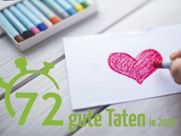 72 gute Taten
