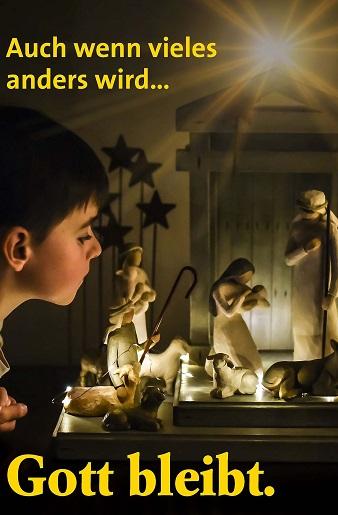 Krippe, Weihnachtskampagne