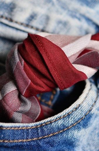 Knoten im Taschentuch, pixabay