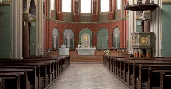 St. Joseph innen