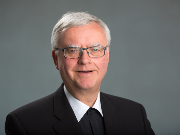 Erzbischof Dr. Heiner Koch