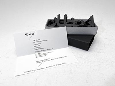 Box Warten