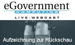 teaser - aufzeichnung egovernment webcast