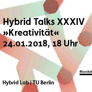 Hybrid Talks Kreativität