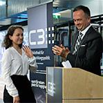 C3 Award Verleihung