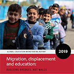 Cover Global Education Monitoring Report 2019