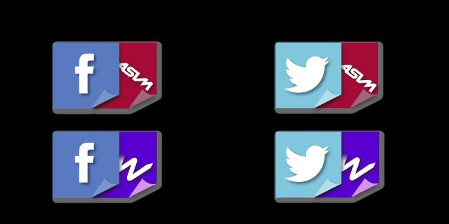 ASVM Social Media