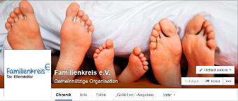 Familienkreis auf Facebook