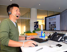 Quoc Hoa Nguyen, Account Manager dans la TRI-interview