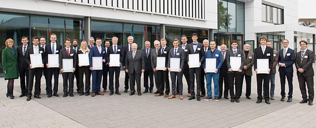 Premii pentru tinerele talente din domeniul ingineriei agricol
