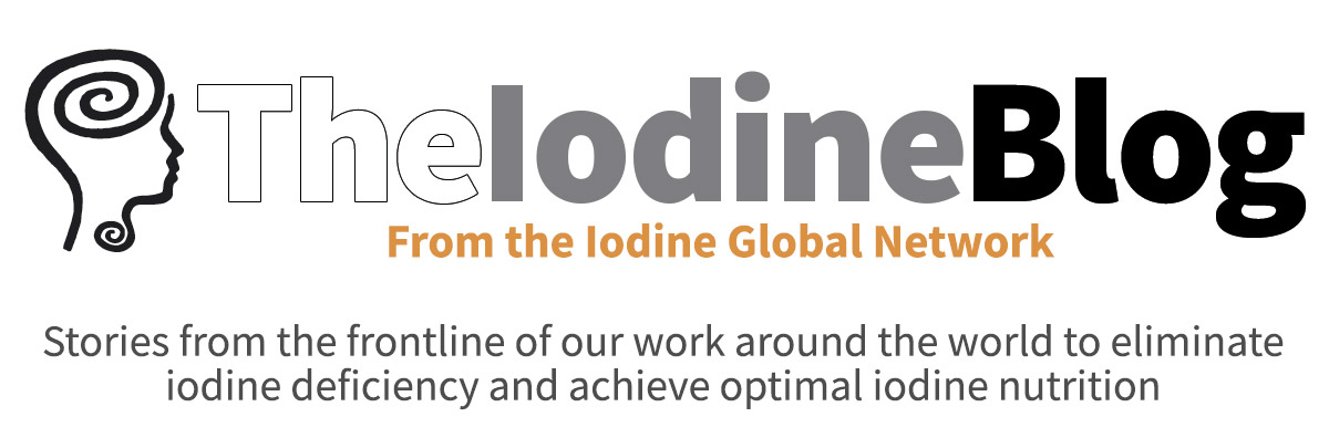 The Iodine Blog