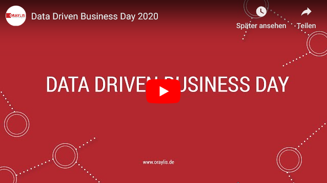Data Driven Business Day Clip