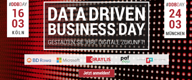 Data Driven Business Day