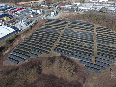 Solarpark Langenried