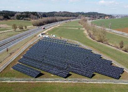 Solarpark Geisingen