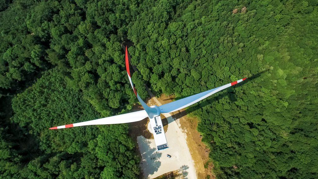 Windpark Verenafohren