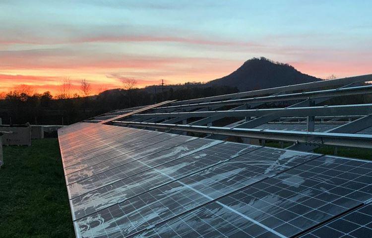 Solarpark Engen