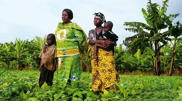 Aktion Schutzengel in der DR Kongo