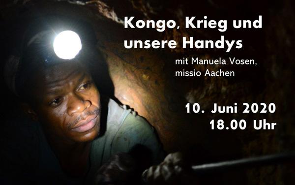 Veranstaltung Kongo, Krieg und unsere Handys (Bistum Fulda)