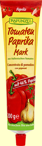 Tomaten-Paprika-Mark