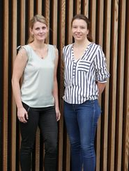 Julia Rosendahl & Katharina Schrapers Foto: © PerformaNat GmbH