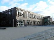 Rostlaube der Freien Universität Berlin | © Peter Kuley / Wikipedia.org