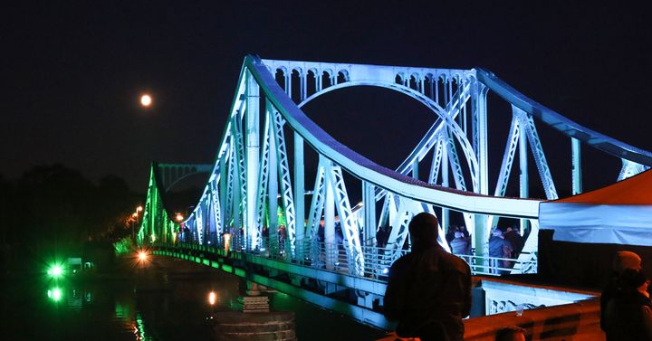 Glienicker Brücke | Foto: Volker Tanner, brandenburg.de