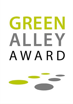 Green Alley Logo