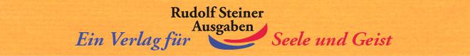 Abb.: Rudolf Steiner Ausgaben – Ein Verlag für Seele und Geist