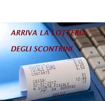 Lotterie der Kassenbelege