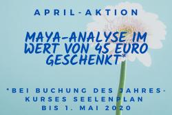 April-Aktion