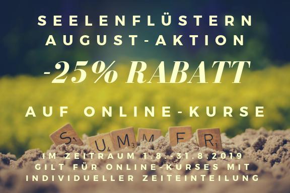August-Gutschein