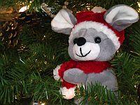 Weihnachts-Maus