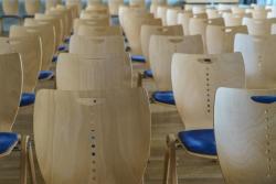Sesselreihen
