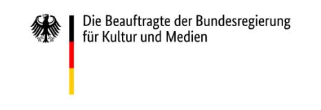 Die Beau+ragte der Bundesregierung für Kultur und Medien